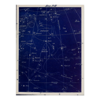 Constellations Andromeda and More Poster