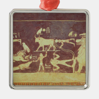 Constellations, from the funerary chamber christmas ornament