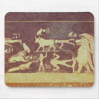 Constellations, from the funerary chamber mouse mat
