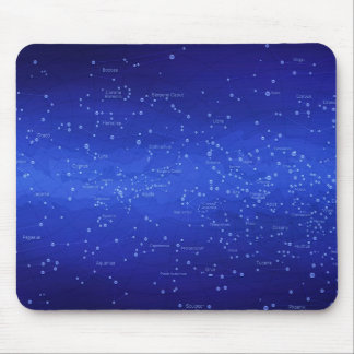 Constellations Mouse Pad
