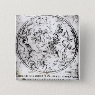 Constellations of the Southern Hemisphere 15 Cm Square Badge