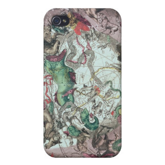 Constellations of the Southern Hemisphere Cover For iPhone 4