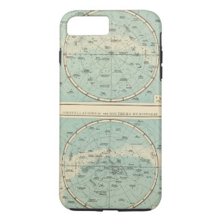Constellations, Solar System, Moon iPhone 8 Plus/7 Plus Case