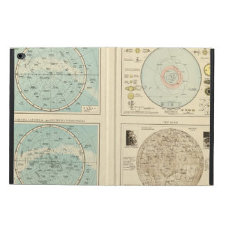 Constellations, Solar System, Moon Powis iPad Air 2 Case