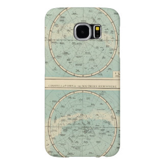 Constellations, Solar System, Moon Samsung Galaxy S6 Cases