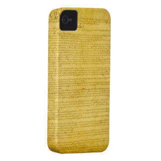 Constitution iPhone 4/4S Case