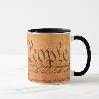 Constitution of the United States Mug