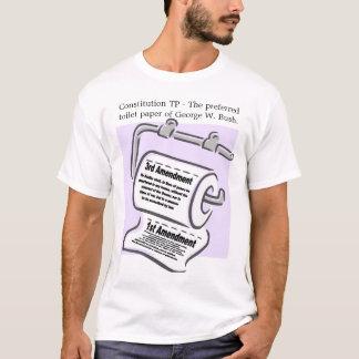 Constitution Toilet Paper T-Shirt