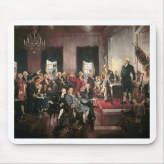 Constitutional Convention Mouse Mat