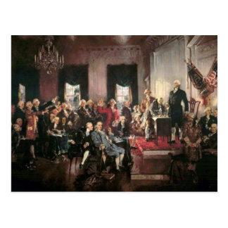 Constitutional Convention Postcard
