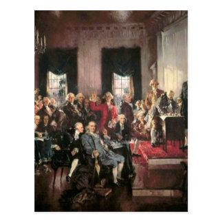 Constitutional Convention Postcard