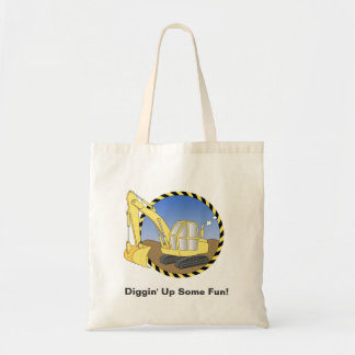 Construction Excavator Digger Goodie Bag