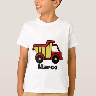 Construction Fun/ Dump Truck T-Shirt