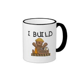 Construction I Build Tshirts and Gifts Mugs