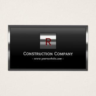 Construction Metal Framed Monogram Professional