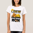 Construction Mum Shirt | Birthday Shirt Dump Truck