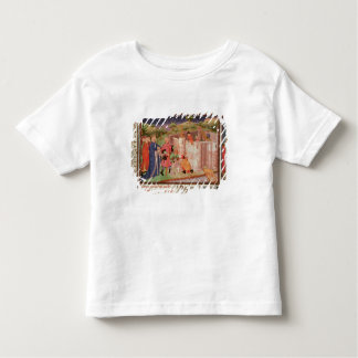 Construction of a Castle Toddler T-Shirt