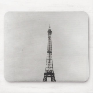 Construction of the Eiffel Tower Mouse Mat