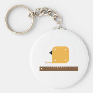 Construction Tools Keychain