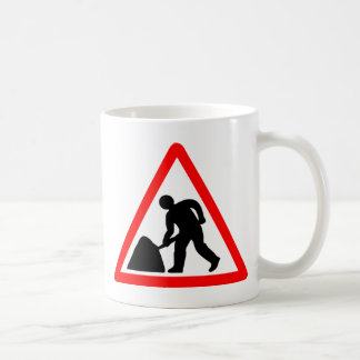 Construction Worker Coffee Mug