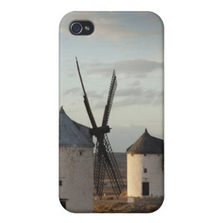 Consuegra, antique La Mancha windmills 5 Case For The iPhone 4