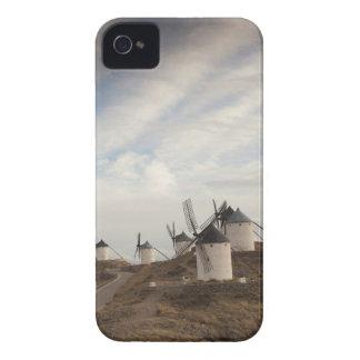 Consuegra, antique La Mancha windmills Case-Mate iPhone 4 Case
