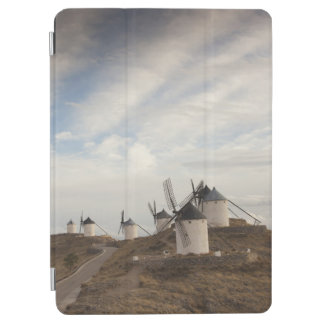 Consuegra, antique La Mancha windmills iPad Air Cover