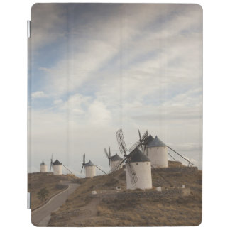 Consuegra, antique La Mancha windmills iPad Cover