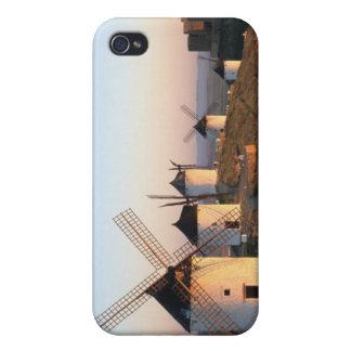 Consuegra, La Mancha, Spain, windmills iPhone 4/4S Case