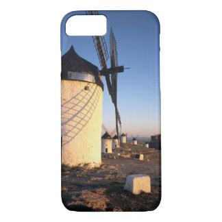 Consuegra, La Mancha, Spain, windmills iPhone 8/7 Case