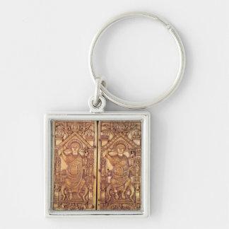 Consular diptych Anastasius  carved Key Ring
