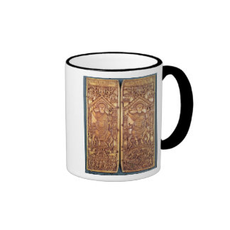 Consular diptych Anastasius  carved Ringer Mug
