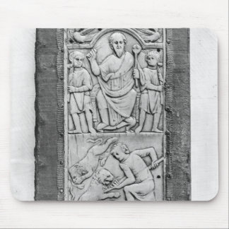 Consular diptych of Aetius, right hand panel Mouse Pad