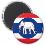 Consular   Thailand, Thailand Fridge Magnet