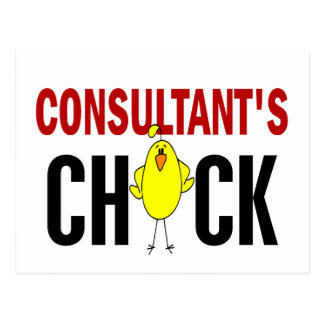 Consultant's  Chick Post Cards