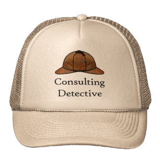 Consulting Detective Hat