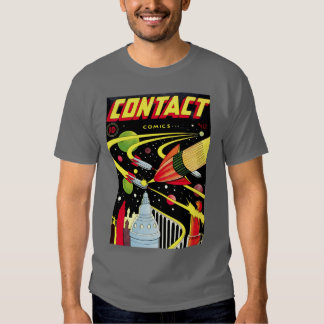 Contact #12 T-shirt