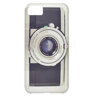 Contaflex vintage camera iPhone 5C case