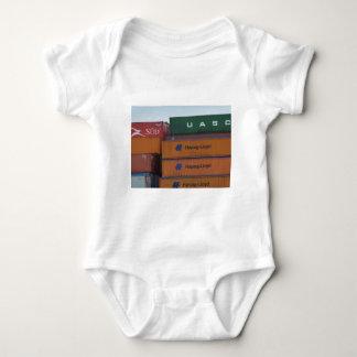 Container Baby Bodysuit
