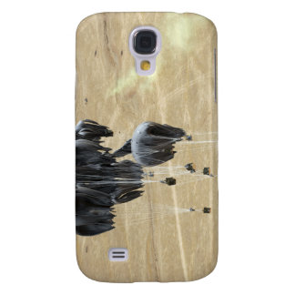 Container delivery system bundles parachute galaxy s4 cases