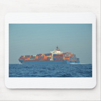 Container Ship APL CHILE Mouse Mat