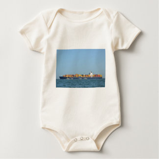 Container Ship Northern Dignity Baby Bodysuit