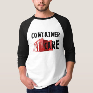 Contair kind Care - Long tea T-Shirt