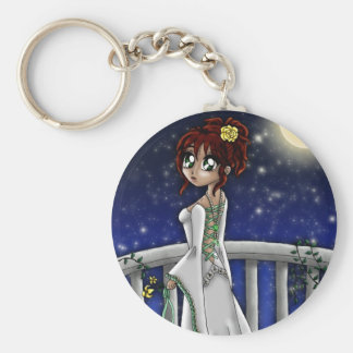 Contemplation Bride Keychain 3