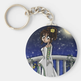 Contemplation Bride Keychain 4