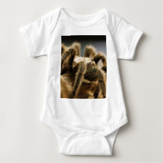 Contemplative Spider - Tarantula Art Image 8 Baby Bodysuit