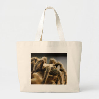 Contemplative Spider - Tarantula Art Image 8 Large Tote Bag