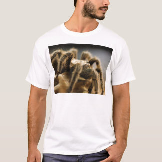 Contemplative Spider - Tarantula Art Image 8 T-Shirt