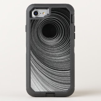 Contemporary Abstract Design OtterBox Defender iPhone 8/7 Case
