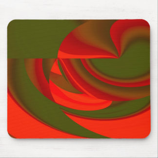 Contemporary Abstract Mouse Pad